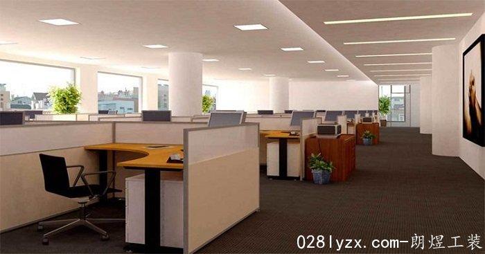 成都办公室装修设计要注意什么,不同的办公室如何装修