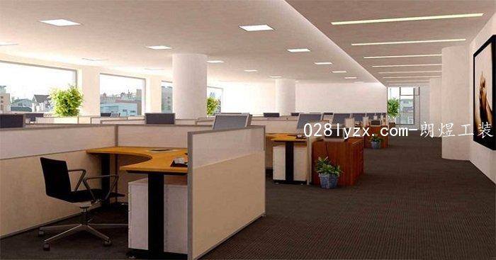 成都创意办公室风格设计